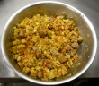 Corn bread chicken sausage stuffing